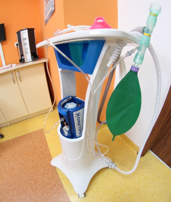 Kalinox gaz medyczny